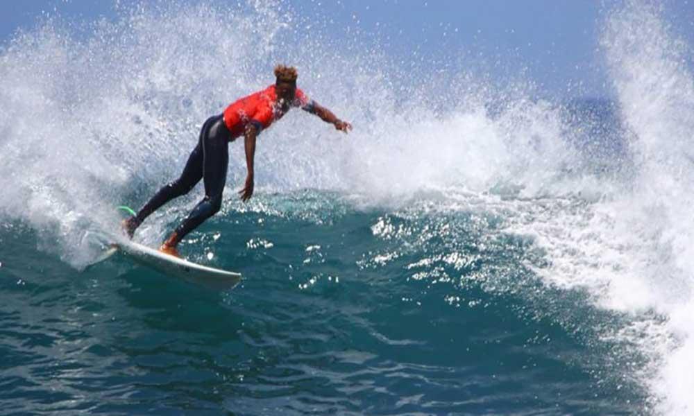 """Cabo Verde vai a """"África Tour Surf"""""""
