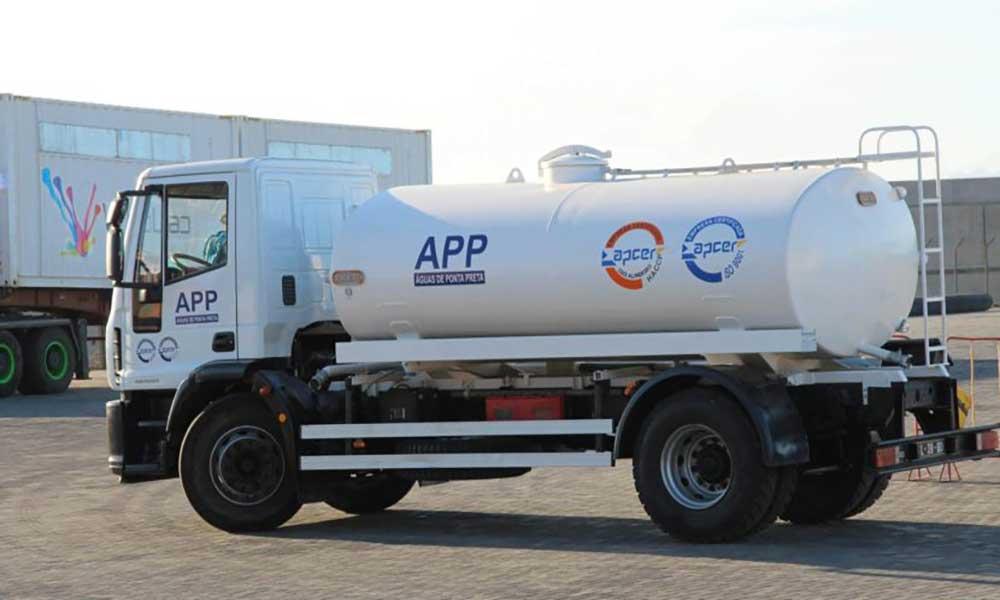 APP e APN unem-se à Câmara Municipal do Porto Novo no combate à seca