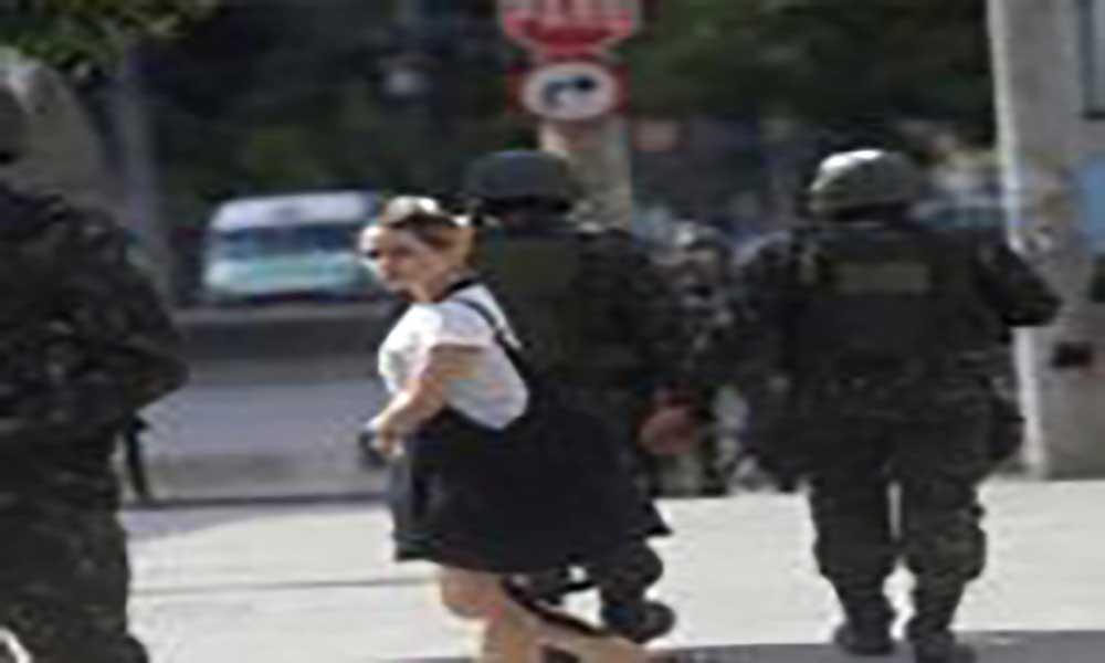 Brasil tropas