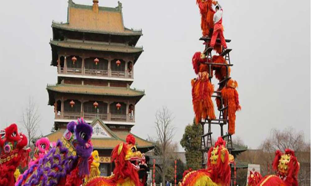 China: Pequim monta dispositivo com 900 mil pessoas durante Ano Novo Lunar