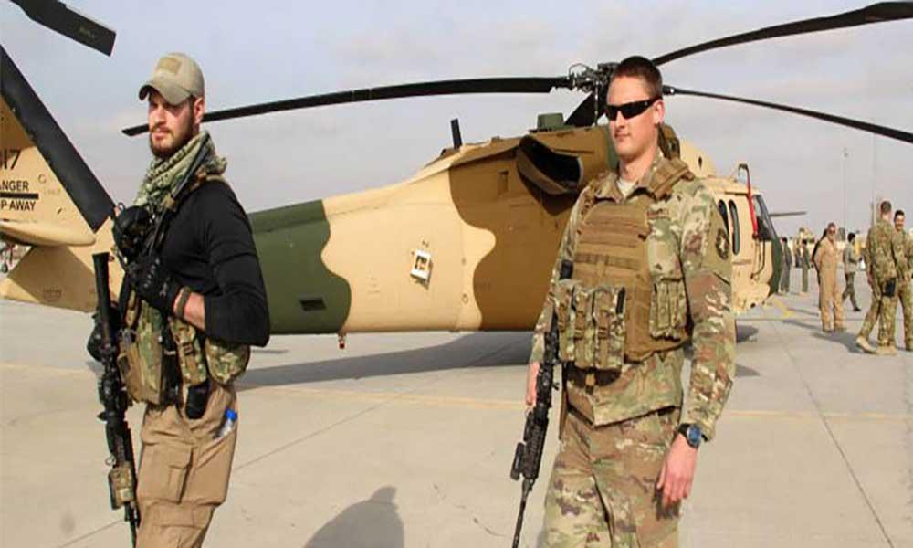 EUA estão a diminuir tropas no Iraque
