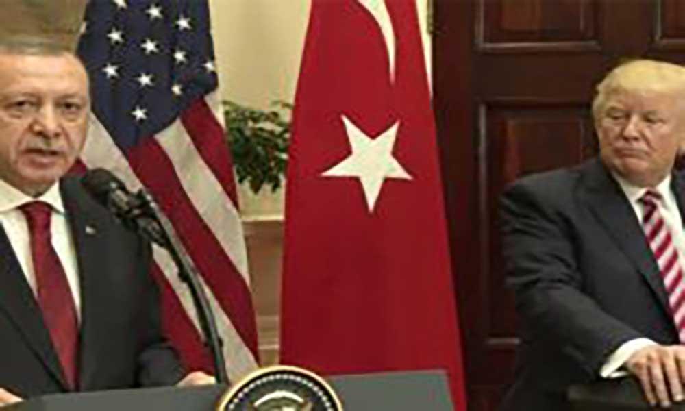 Turquia e EUA empenhados na recuperação das relações bilaterais