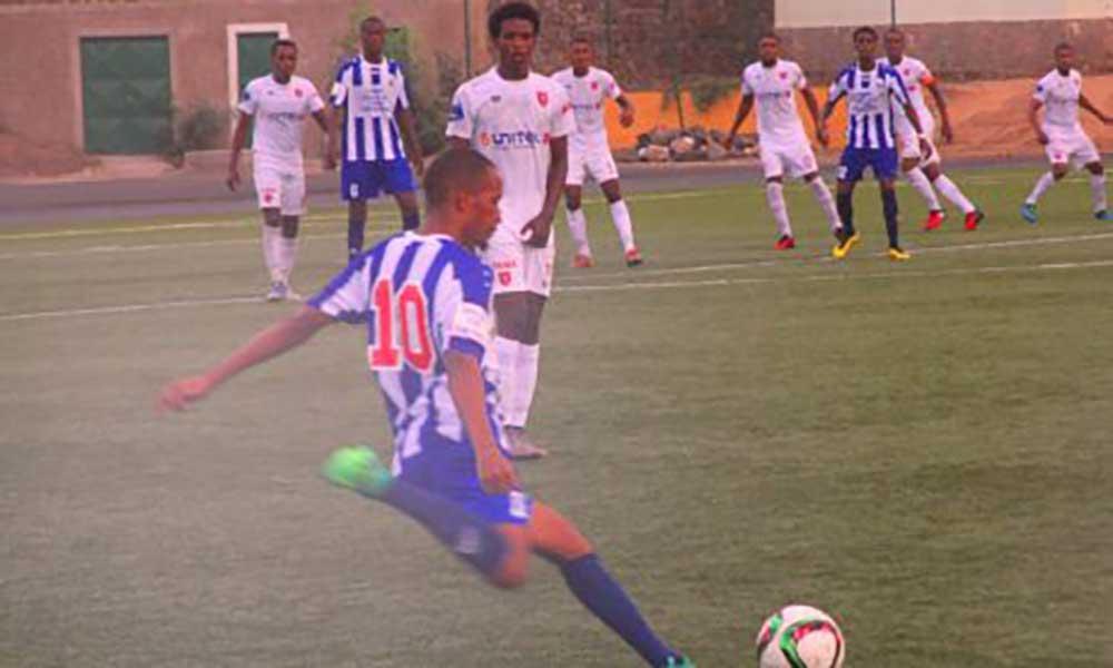 Regional São Vicente: Clássico entre Mindelense e Derby termina empatado