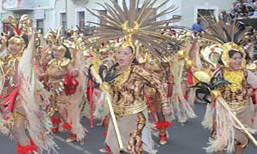 Carnaval São Vicente 2018: Vindos do Oriente revalida título de campeão