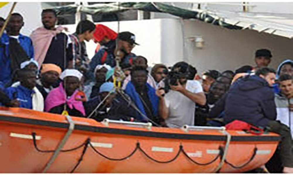 Israel: Chegada maciça de africanosé ameaça