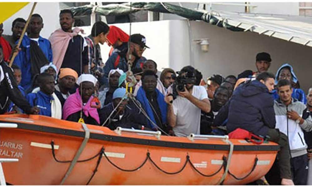 Itália pronta para receber conferência sobre trânsito de imigrantes
