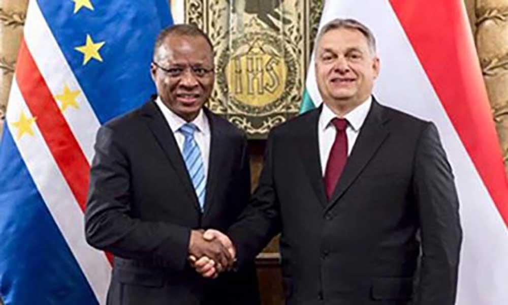 Cabo Verde e Hungria relançam cooperação no domínio económico