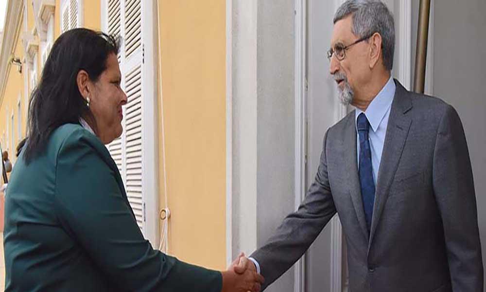 Cabo Verde interessado em reforçar cooperação com Cuba