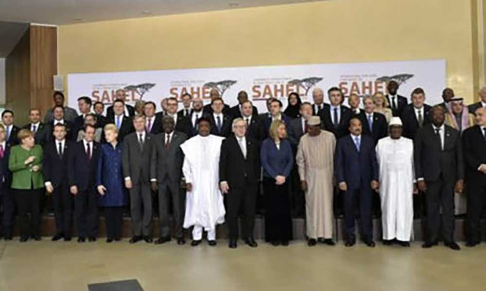 UE duplica financiamento na luta contra terrorismo no Sahel