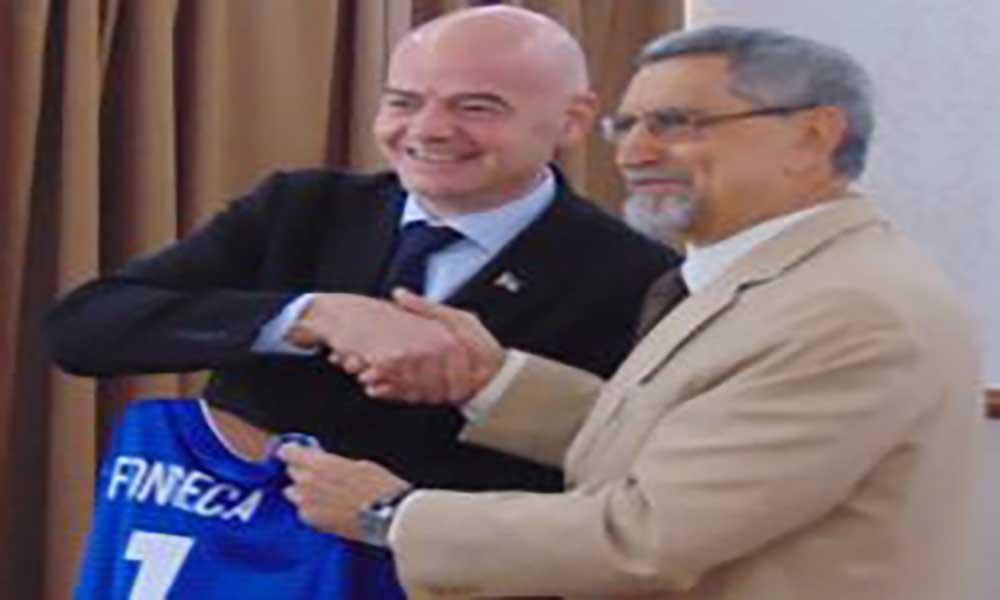 PR enaltece a respeitabilidade e credibilidade do futebol cabo-verdiano junto da FIFA