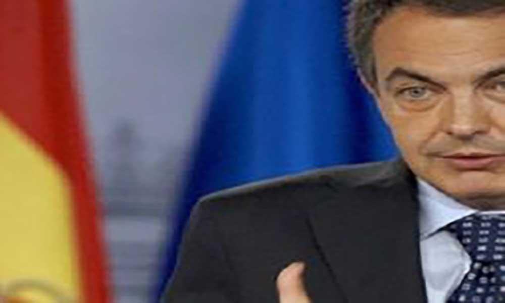 Zapatero pede leis mais duras para crimes de violência de género