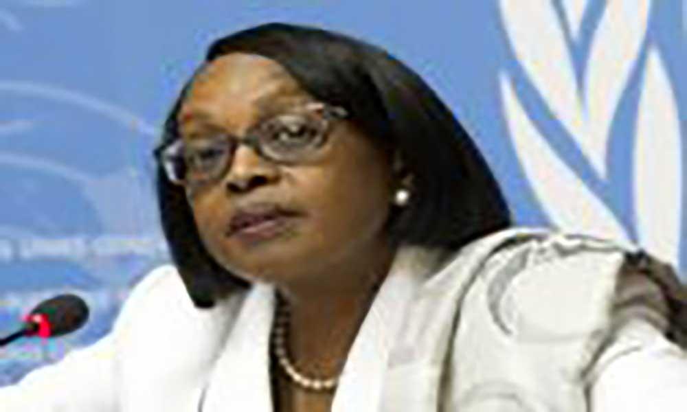Mensagem da Directora Regional da OMS para a África,  por ocasião da Semana Africana da Vacinação