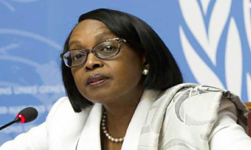 Directora Regional da OMS para a África saúda Mulheres pelo 8 de Março