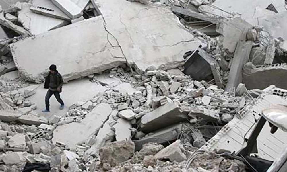 Síria: ONU pede cessação de combates por um mês para distribuir ajuda