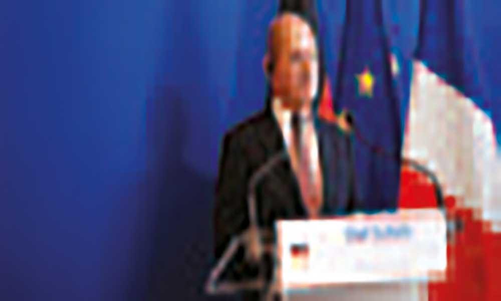 Alemanha disposta a pagar mais à UE