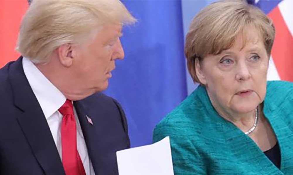 Alemanha e EUA preocupados com anúncio de novos mísseis russos
