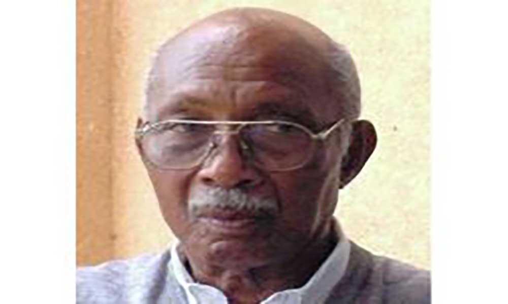 Morreu Alfredo Veiga, pai do ex-Primeiro-Ministro Carlos Veiga