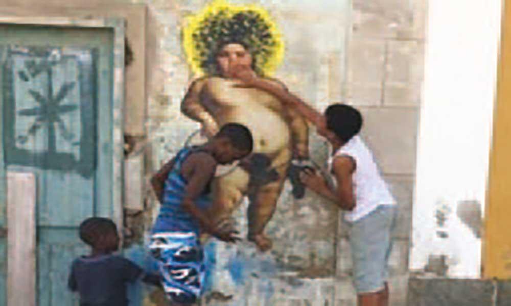 Boa Vista acolhe 2ª Bienal de Arte infantil de Cabo Verde