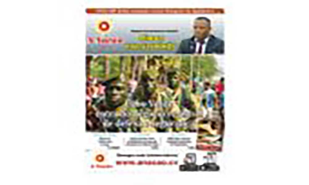 Destaques da edição 548 do Jornal A NAÇÃO