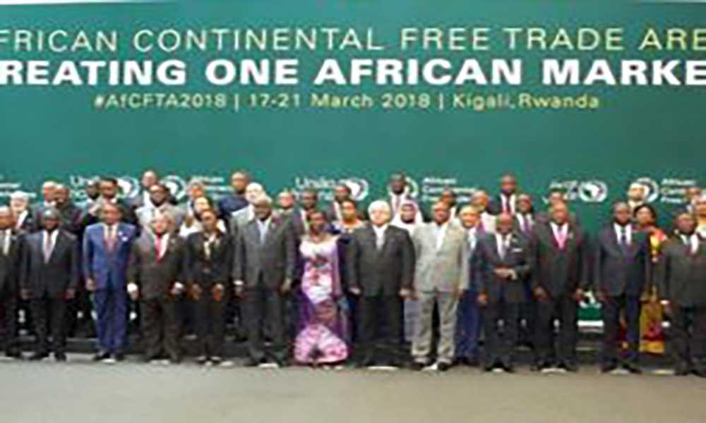 Cabo Verde assina acordo que cria Zona de Comércio Livre Continental