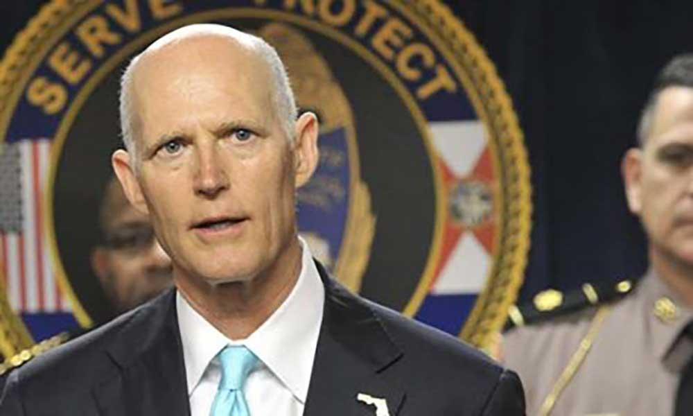 EUA: Governador da Flórida aumenta idade mínima para compra de armas