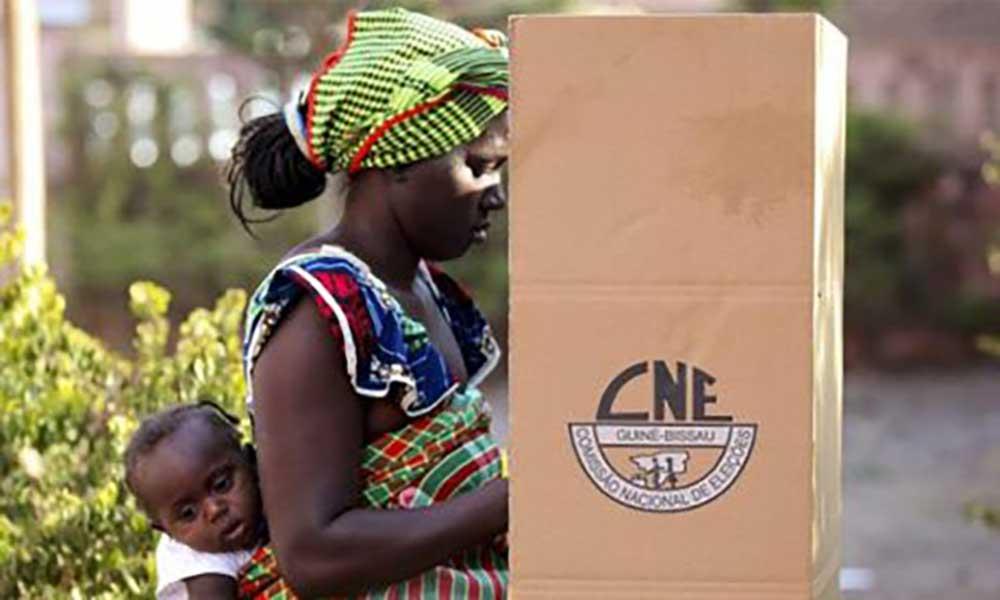 Guiné-Bissau: Governo financia eleições pela primeira vez