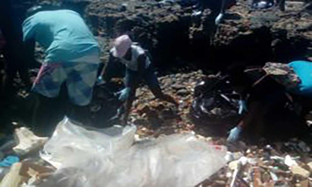 Boa Vista: Edilidade realiza mega campanha de limpeza no ilhéu de Sal-Rei
