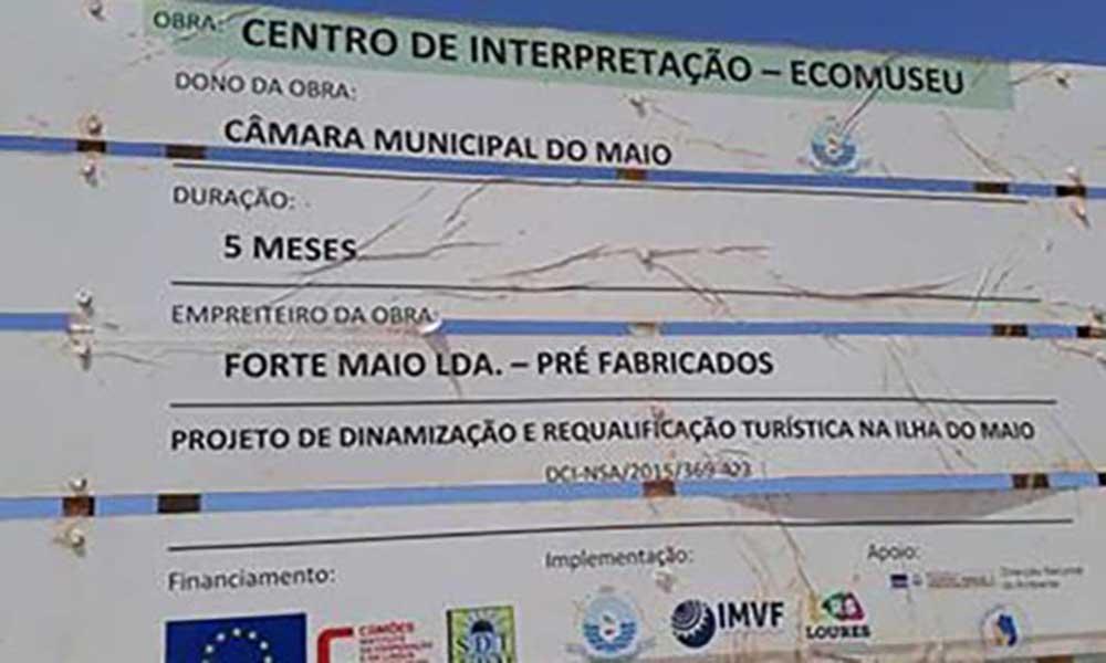 Cooperação Portuguesa apoia o desenvolvimento da Ilha do Maio