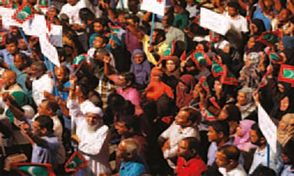 Maldivas:Amnistia Internacional denuncia detenção de manifestantes