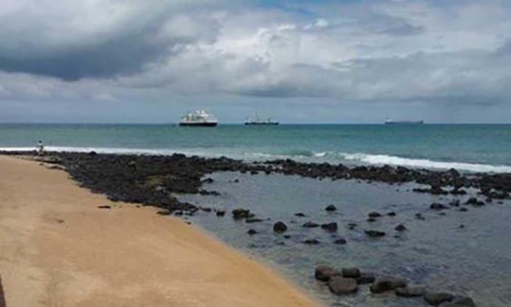 São Tomé e Príncipe encaixa dez milhões do petroleo