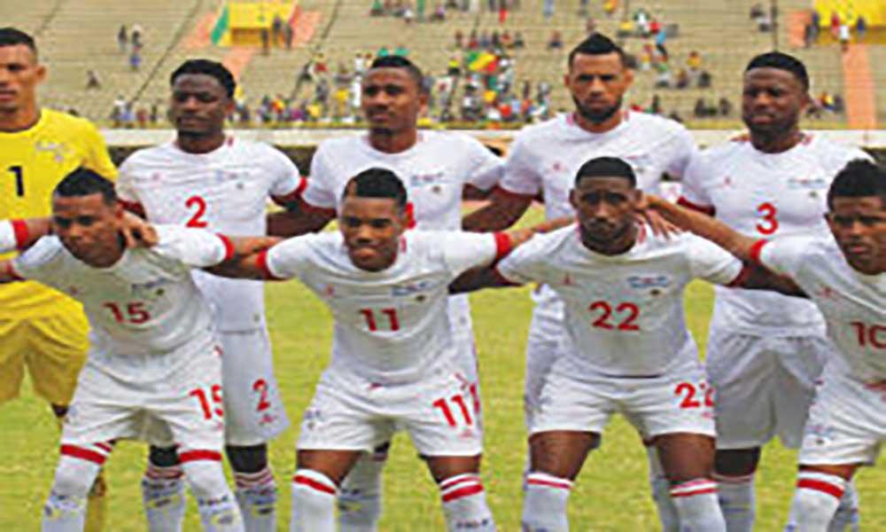 Ranking FIFA: Cabo Verde ocupa a 61ª posição