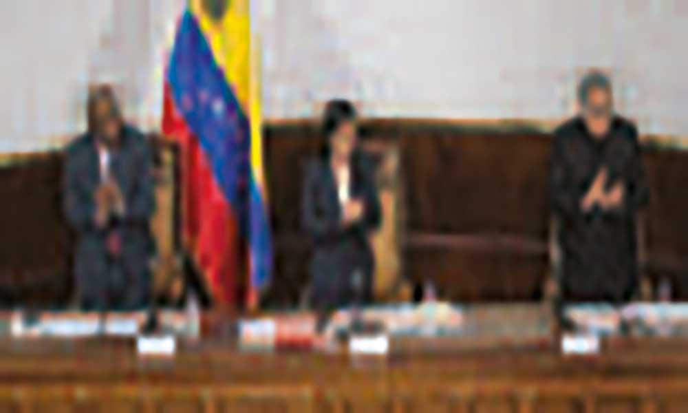 Venezuela: Presidente da Assembleia avisa que chavismo jamais entregará poder