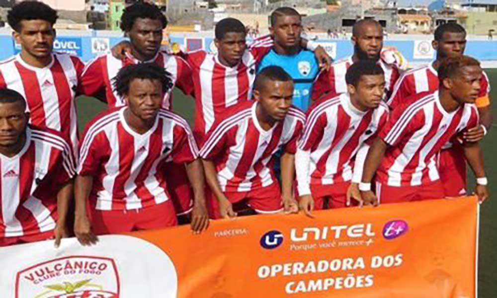 Futebol: Vulcânico revalida título e passa a somar 11 títulos de campeão regional do Fogo