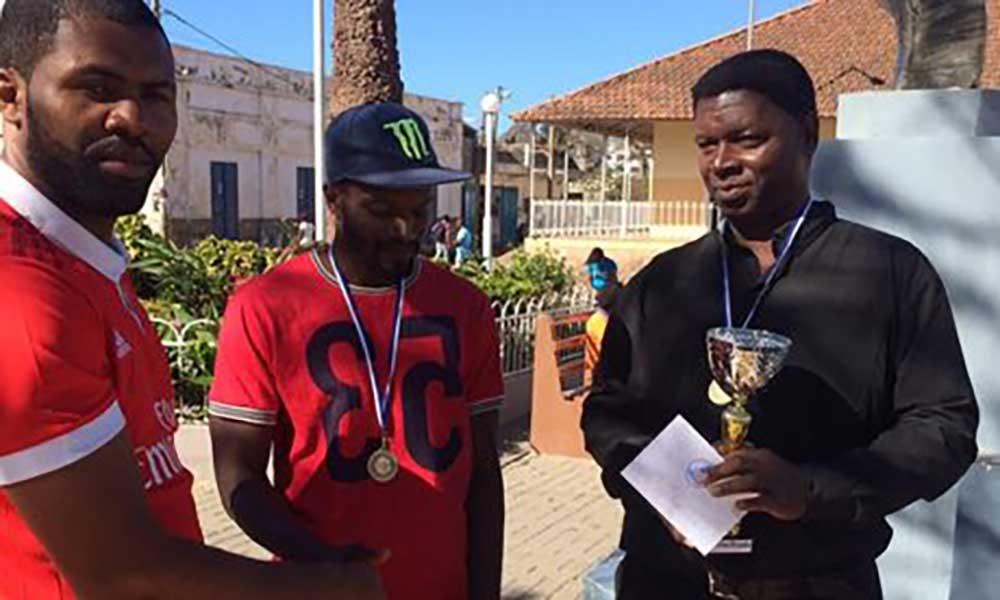 Santa Catarina: Olímpio Mendes vence torneio de xadrez