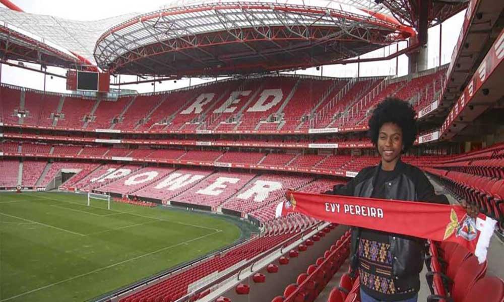 Evy Pereira é a mais recente contratação do Benfica