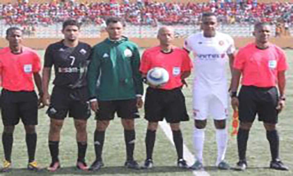 Nacional de futebol: Terceira jornada marcada pela disputa directa da liderança dos grupos A e B