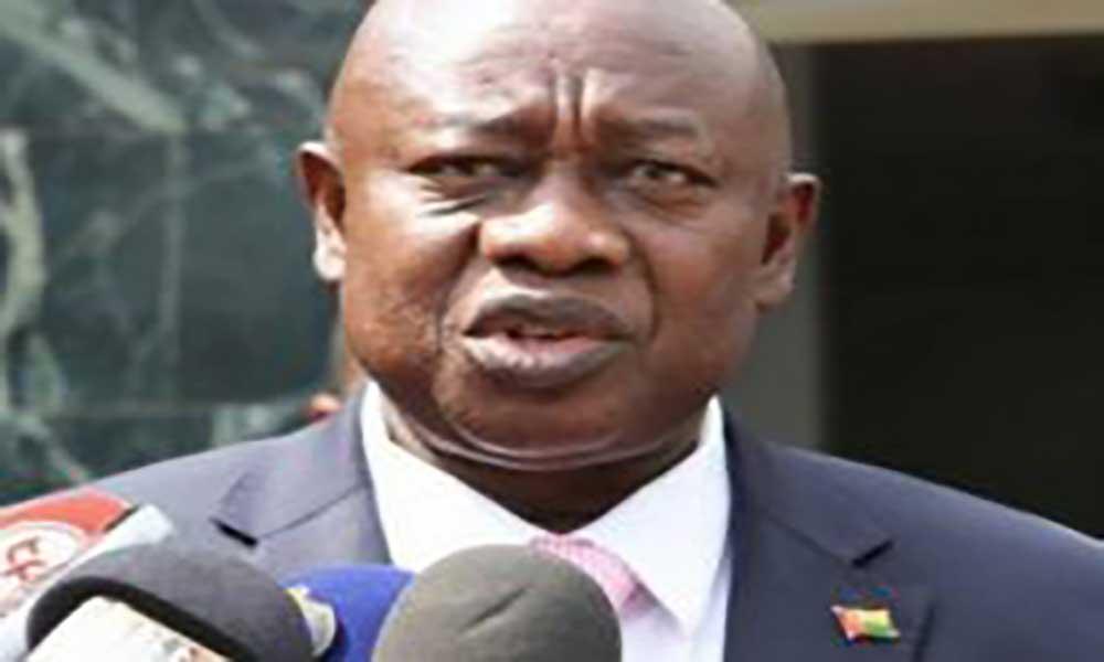Guiné-Bissau: Presidente do Parlamento lamenta recorrente instabilidade