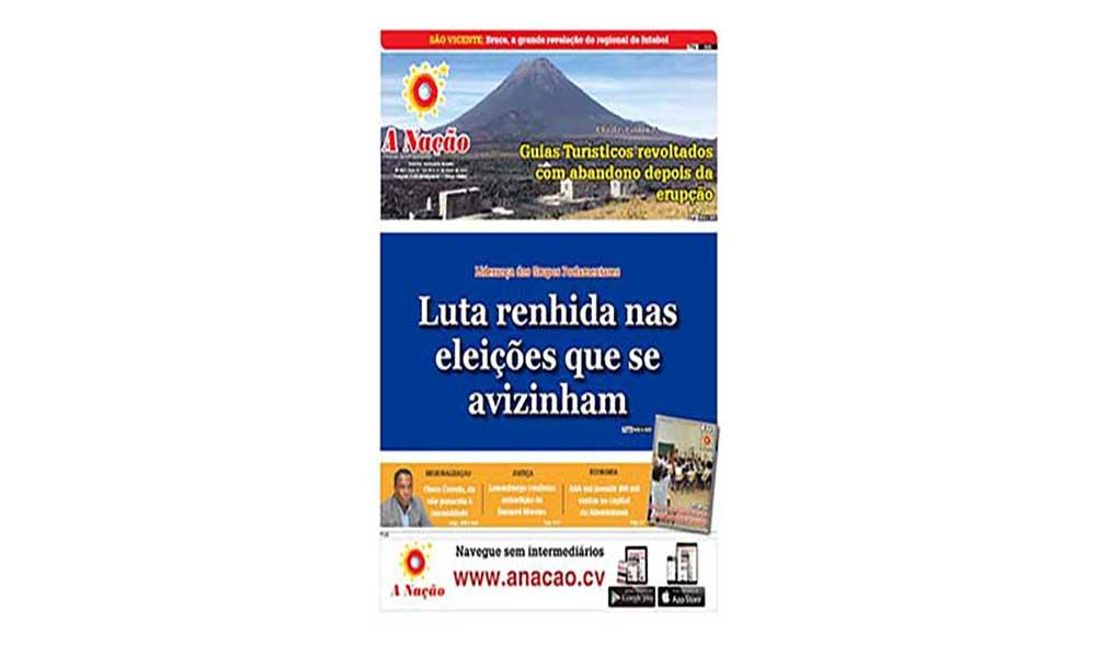 Destaques da edição 553 do Jornal A NAÇÃO