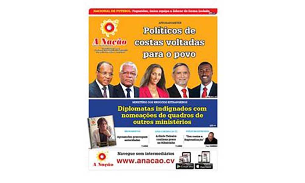 Destaques da edição 556 do Jornal A NAÇÃO