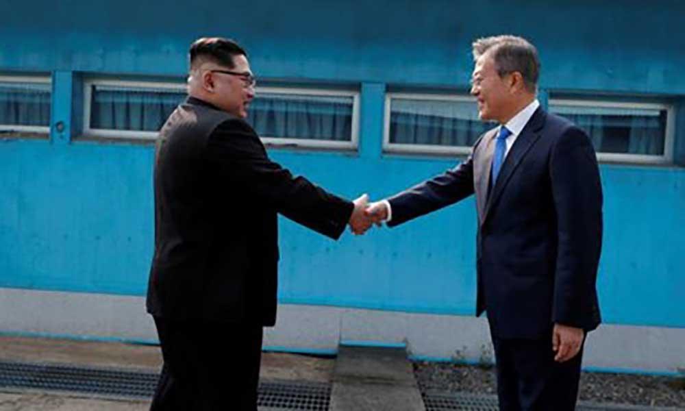 Coreia do Sul promete reforçar relações com Coreia do Norte