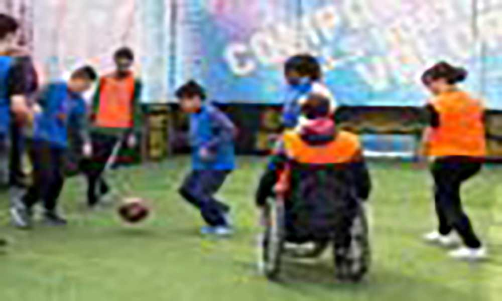 COC realiza festival desportivo enquadrado no Dia do Desporto para Desenvolvimento da Paz