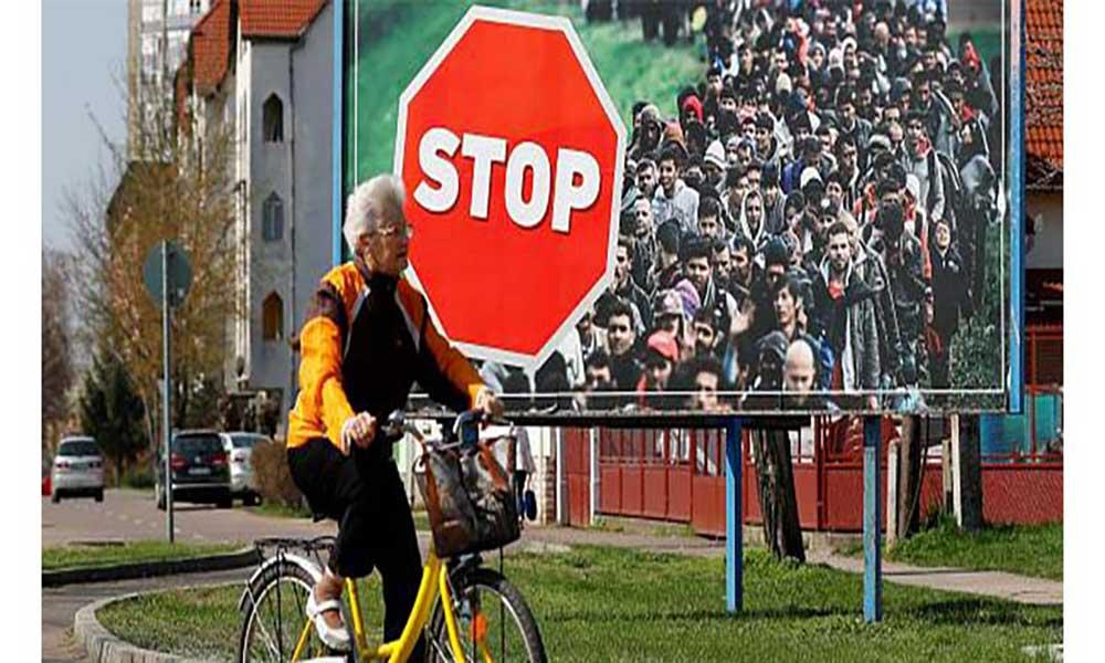 Hungria legitima governo anti-imigração