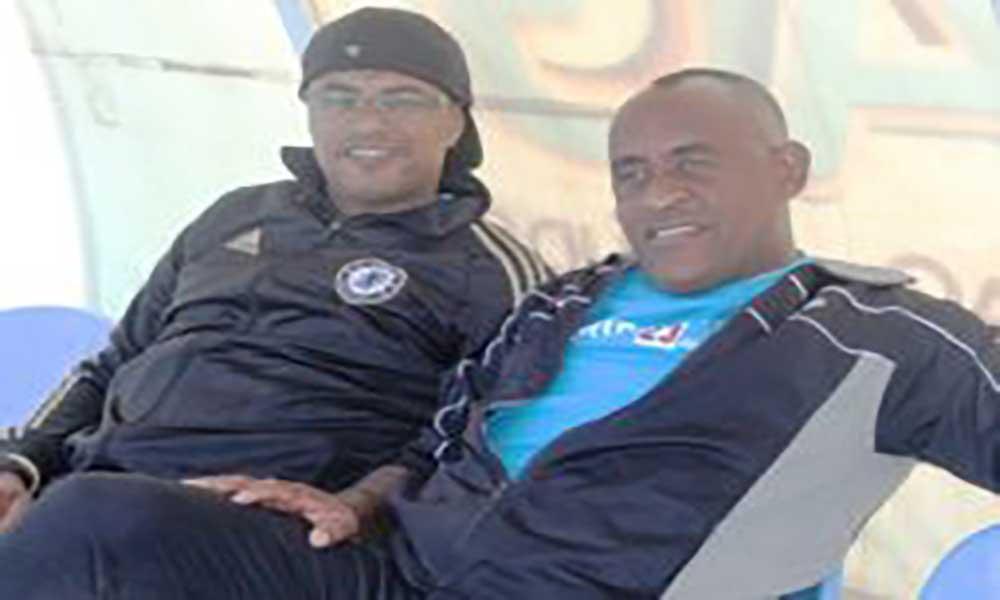 """""""O empate é justo"""": Gunga, treinador da Académica do Porto Novo"""