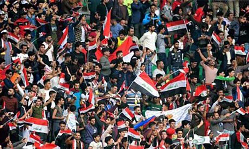 Iraque recebe terça-feira primeiro jogo internacional oficial em 20 anos
