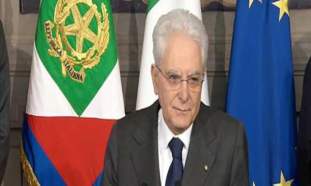 Itália: Presidente lança ultimato às forças políticas