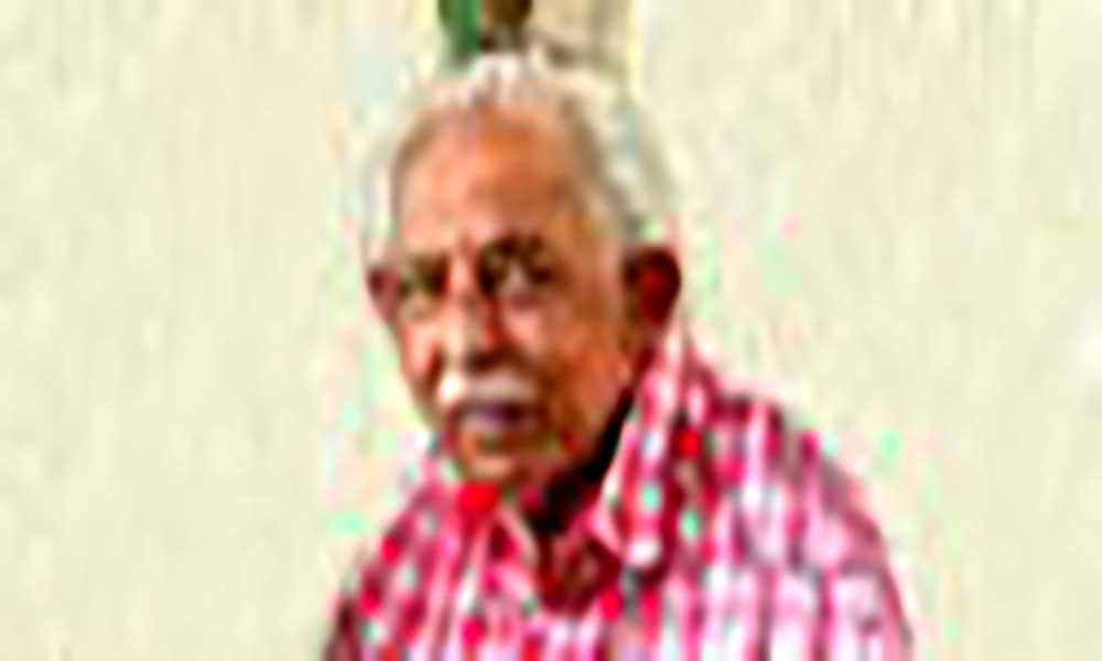 Morreu Zuca Barber, grande figura da ilha do Fogo