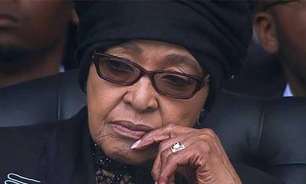 Faleceu Winnie Mandela, ex-Primeira Dama da África do Sul