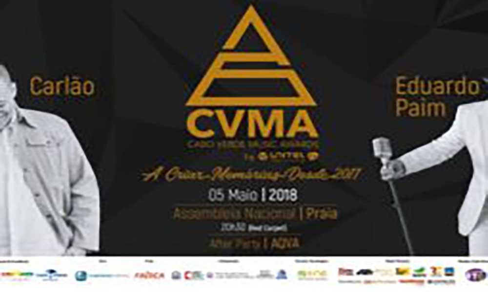 CVMA: Angolano Eduardo Paim e luso cabo-verdiano Carlão são os artistas convidados