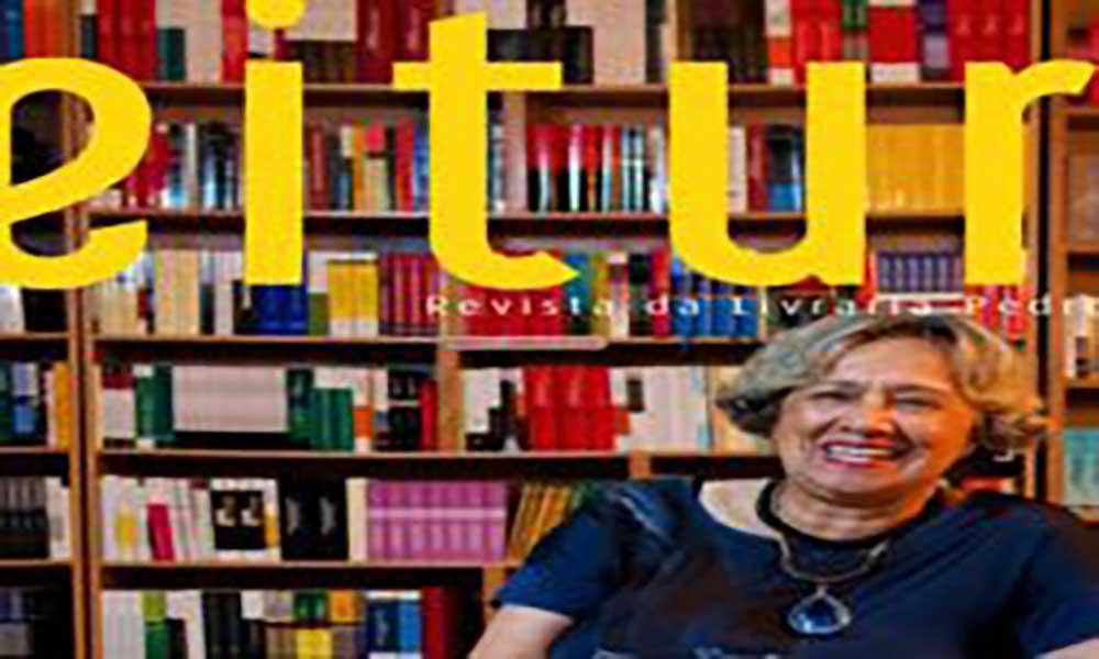 """Revista """"Leitura"""" é a nova publicação da Livraria Pedro Cardoso"""