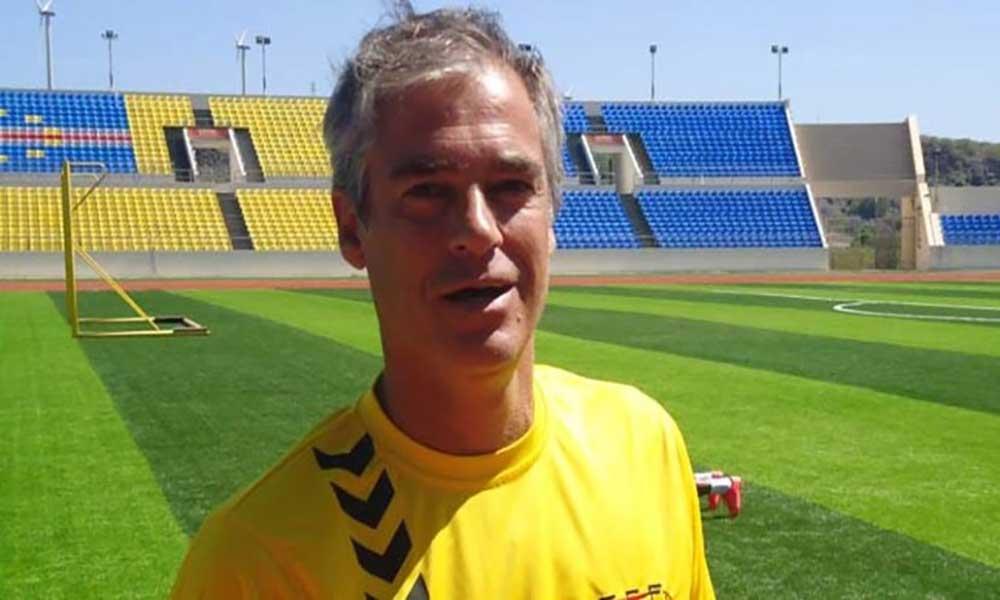 """Rui Águas diz que é """"imperativo"""" Cabo Verde regressar ao Campeonato de África das Nações"""